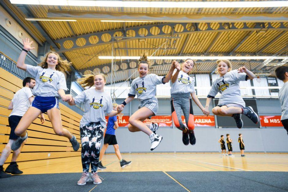 Schulcup 2020: Es geht wieder los! Der MBS Basketball Schulcup startet am Dienstag in Oranienburg