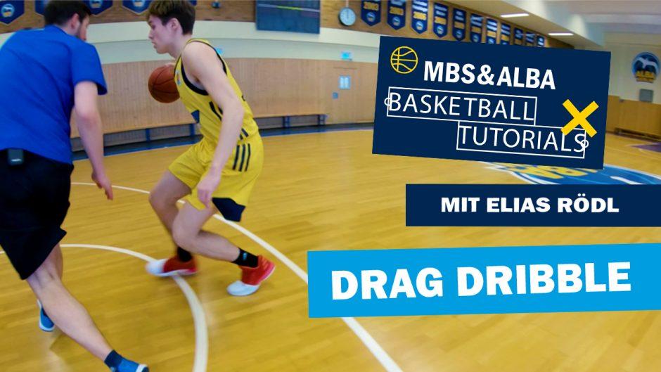 MBS & ALBA Basketball Tutorials: Drag Dribble