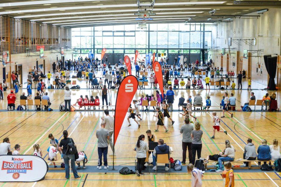 MBS Basketball Schulcup startet im Februar – Ausschreibung veröffentlicht