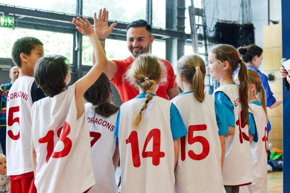 Fotos – Fotos – Fotos! Das sind die Sieger im MBS Basketball Schulcup