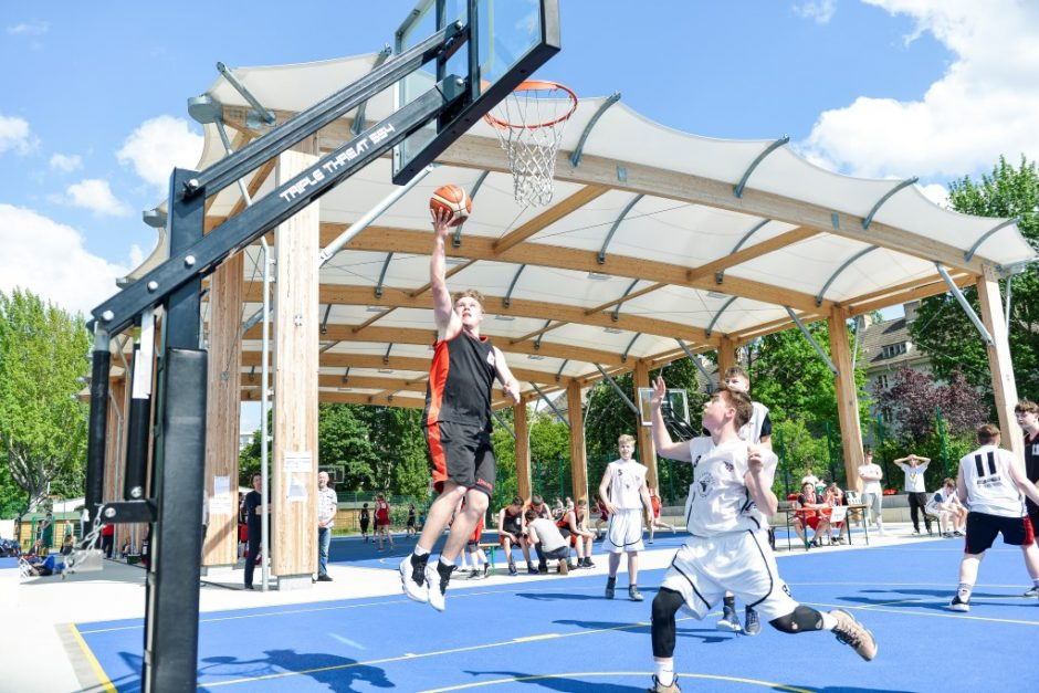 Schulcup on Tour startet an brandenburgischen Schulen