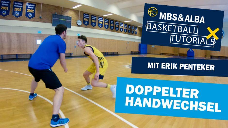 MBS & ALBA Basketball Tutorial: Doppelter Handwechsel