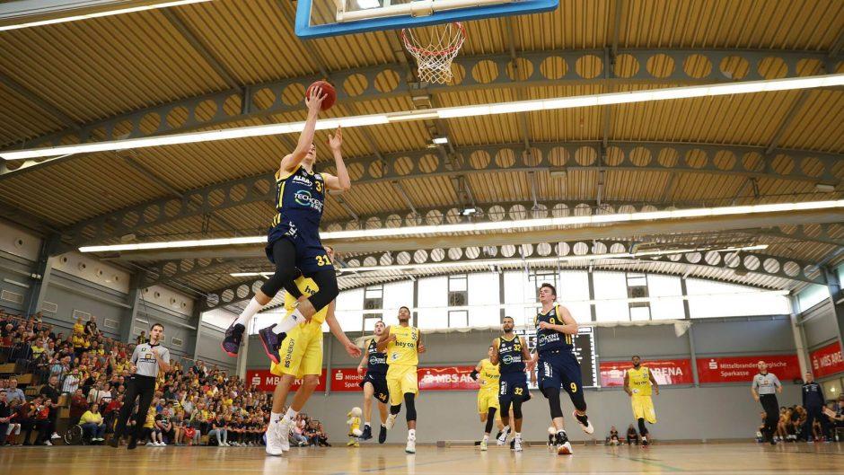 Deutlicher Sieg im Vorbereitungsspiel gegen Braunschweig in Oranienburg