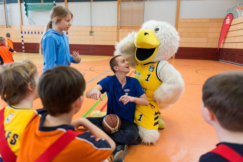 """""""Wir wollen in Königs Wusterhausen mehr Kinder für Basketball begeistern!"""""""