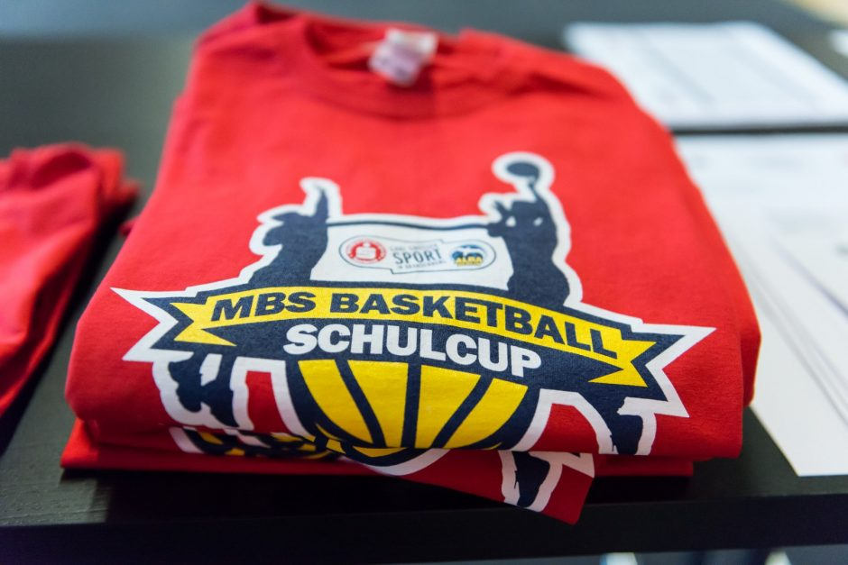 Basketball-Schulcup verschoben
