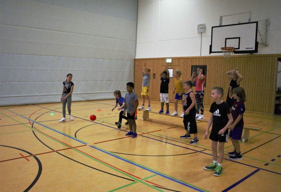 Herbstcamp in Glienicke: Eine Woche voller Basketball