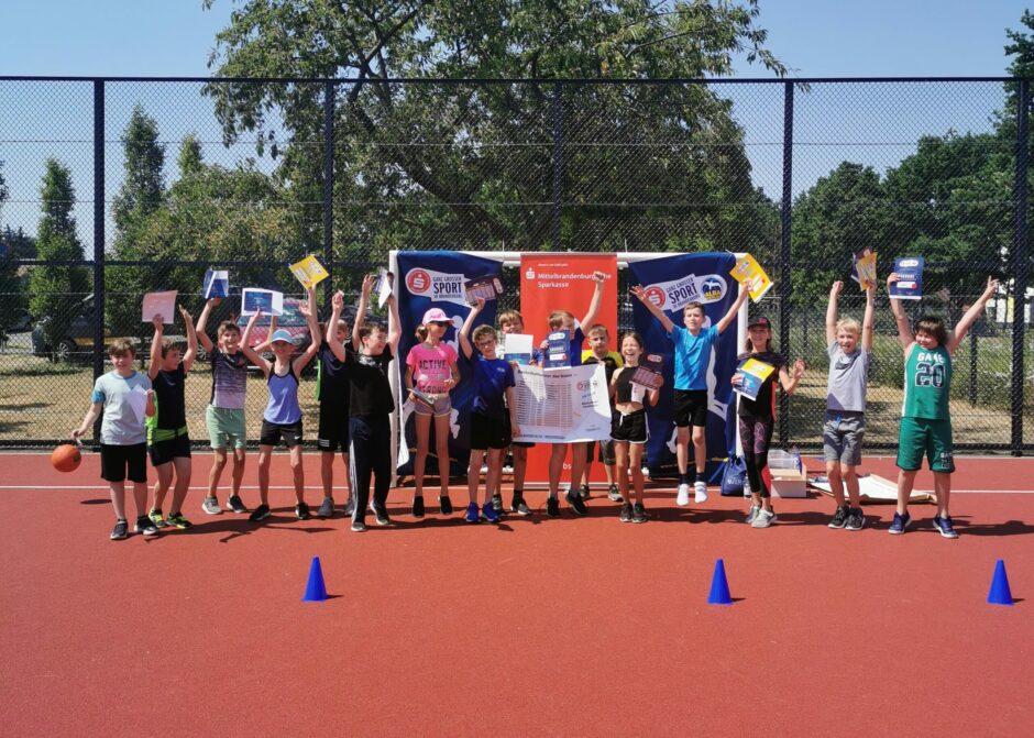Erfolgreicher Saisonabschluss mit dem MBS Schulcup on Tour